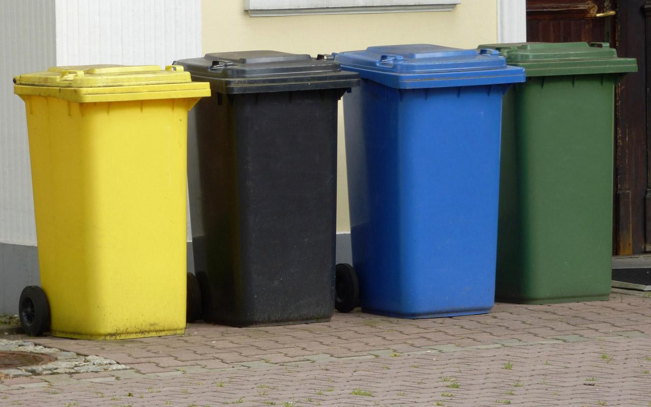 zmiana rachunku dla opłat za odpady